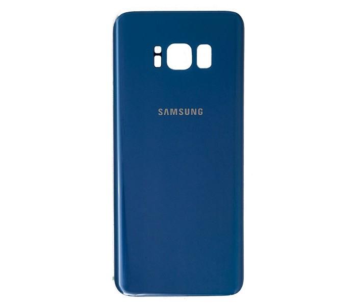 more photos b0d2b 5fba8 Samsung Galaxy S8 Back Glass (Coral Blue)