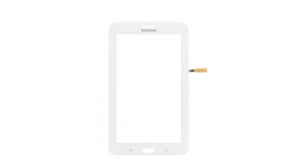 White. Touch Screen Digitizer For Samsung Galaxy Tab 3 Lite 7.0  SM-T110 WIFI