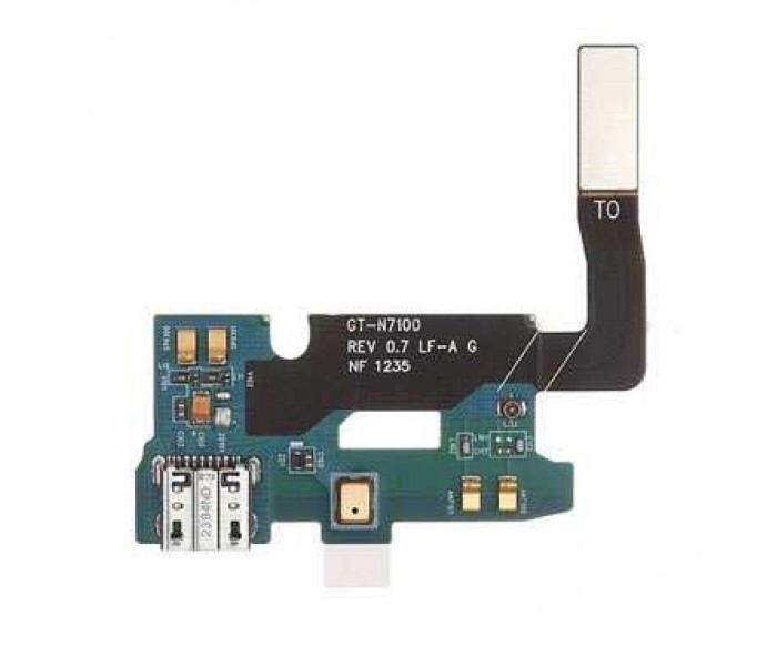 Samsung Galaxy Note 2 Charging/USB Port Flex Cable