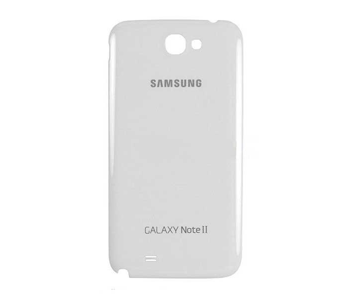 Samsung Galaxy Note 2 Battery Cover Replacement (White)