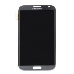 Samsung Galaxy Note 2 LCD Screen Touch Digitizer Replacement - Gray