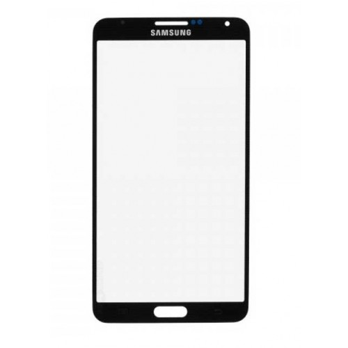 Samsung Galaxy Note 3 Front Screen Glass Lens Replacement Black on Nokia Tab
