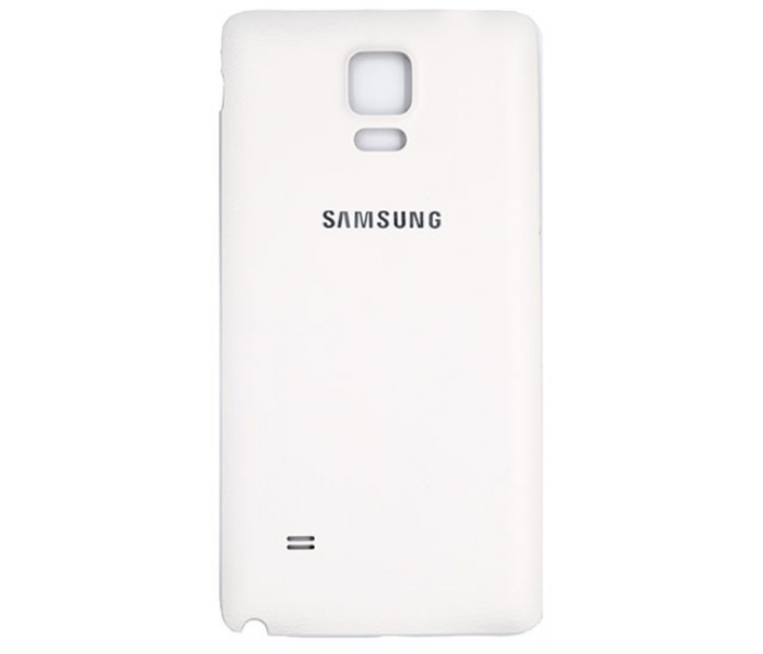official photos 62464 93835 Samsung Galaxy Note 4 Back Cover (White)