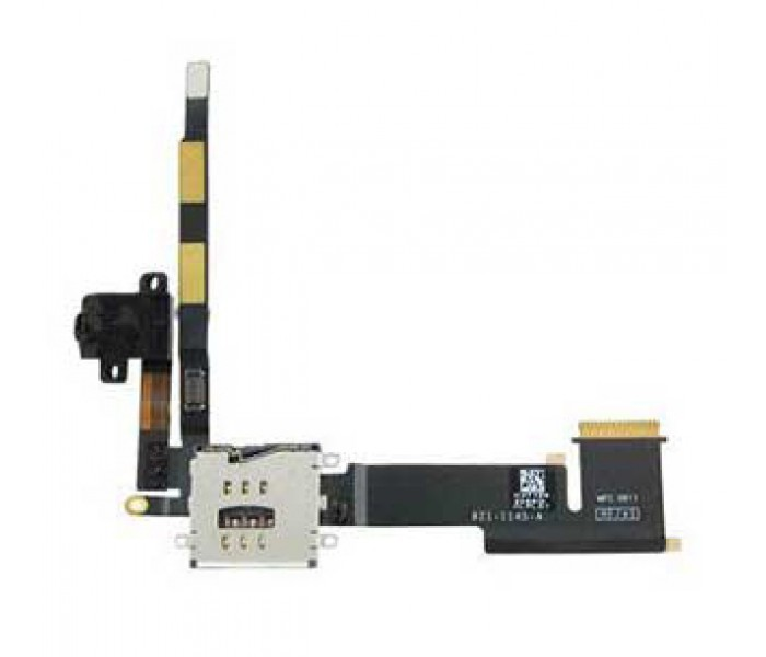 iPad 2 Audio Headphone Jack Flex Cable (3G)