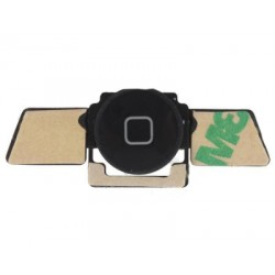 iPad 2 & 3 Home Button Assembly (Black)