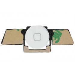 iPad 2 & 3 Home Button Assembly (White)
