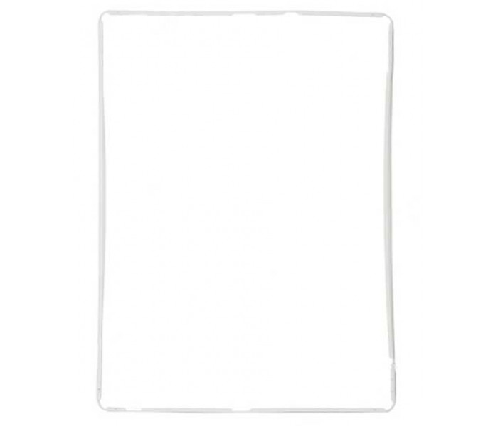 iPad Screen Mid-frame Bezel - White