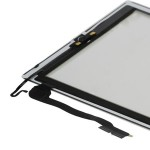 iPad 3 Screen Digitizer with Home Button and Adhesive