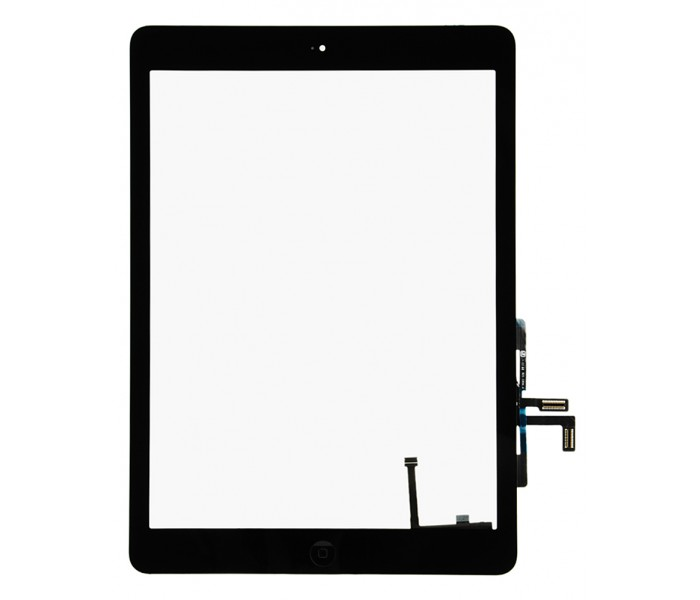 iPad Air Screen Digitizer Glass Replacement (Black)