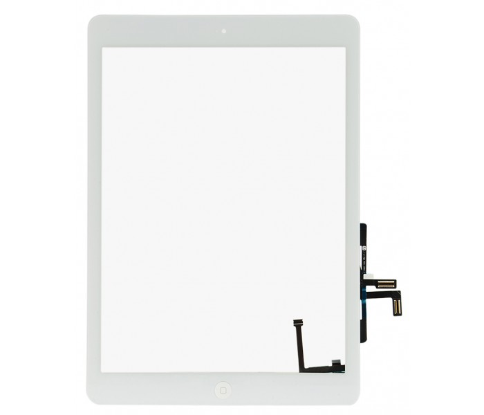 IPad Air Touch Screen Digitizer Full Assembly White