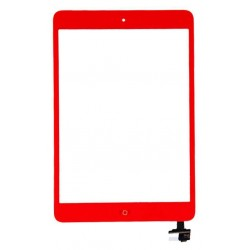 iPad Mini Red Screen Digitizer Full Assembly Color Conversion