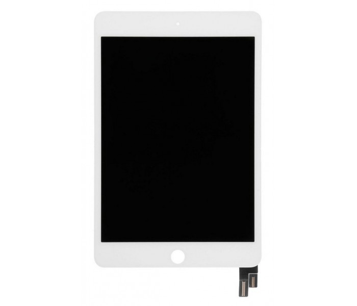 iPad Mini 4 LCD Screen Replacement (White)