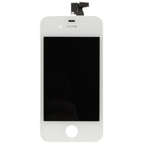 iPhone 4S LCD Screen Replacement (White)