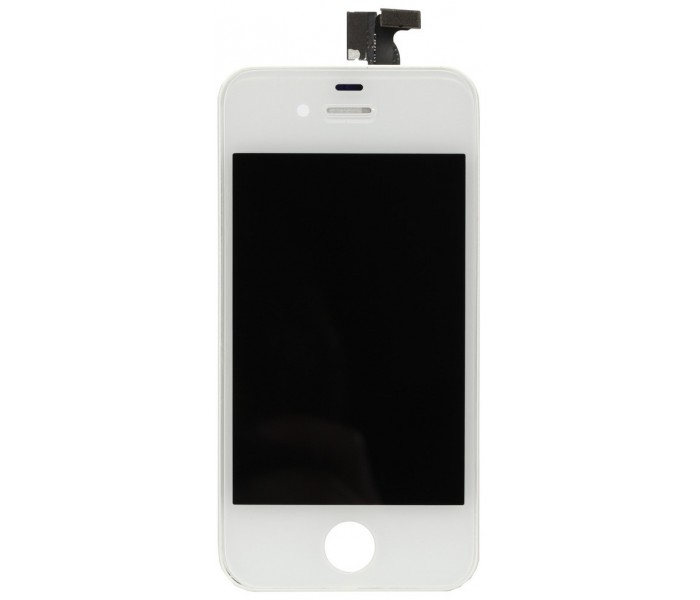 iPhone 4 LCD Digitizer Touch Screen - (White,CDMA/GSM)