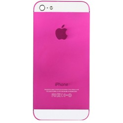 iPhone 5 Aluminum Back Housing Color Conversion - Pink