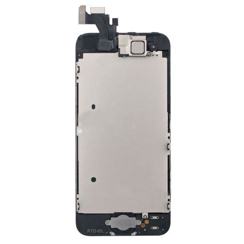 9e80a7f88af86d iPhone 5 LCD Screen Full Assembly with Camera   Home Button