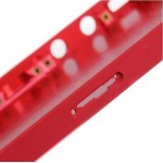 iPhone 5 Aluminum Back Housing Color Conversion - Red