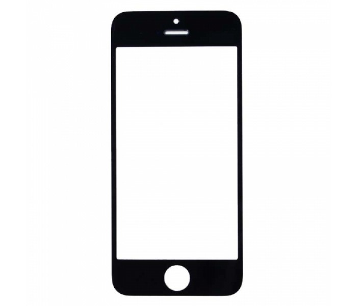 iPhone 5 Original Front Screen Glass Replacement (Black)