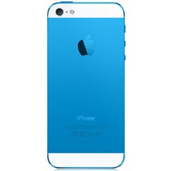 iPhone 5 Aluminum Back Housing Color Conversion - Blue