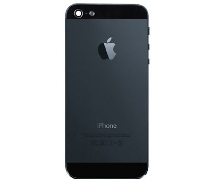 iPhone 5 Back Housing Replacement (Space Gray)