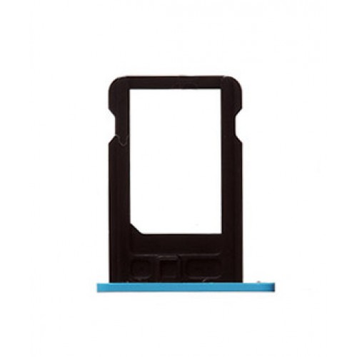 sim card for iphone 5c iphone 5c sim card tray replacement blue 18012