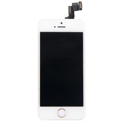 iPhone SE LCD Screen Digitizer Full Assembly with Camera & Home Button