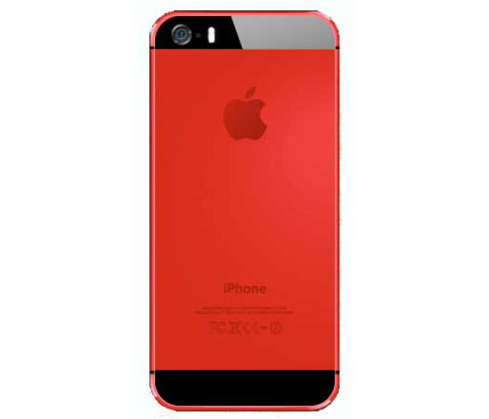 iphone 5s red iphone 5s back housing color conversion 11237