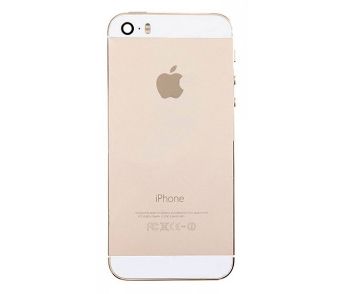 iphone 5s back replacement iphone 5s back housing replacement gold 14741