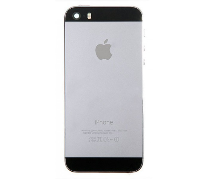 iphone 5s back iphone 5s back housing replacement space gray 1398