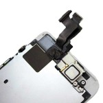 iPhone 5S LCD Screen with Front Camera & Home Button - White/Gold