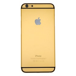 iPhone 6 Plus Back Housing Color Conversion - Golden