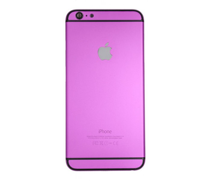 iPhone 6 Plus Aluminum Back Housing Color Conversion - Purple