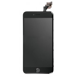 iPhone 6 Plus LCD Screen Full Assembly + Camera & Home Button (Black)
