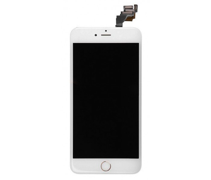 iPhone 6 PLUS LCD Screen Full Assembly with Camera & Home Button