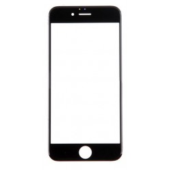 iPhone 6 Screen Glass Lens (Black)