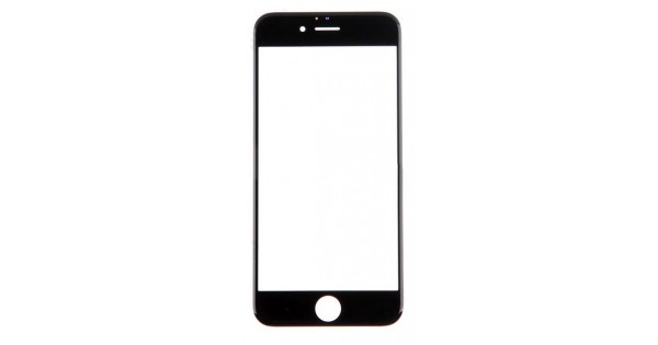 Iphone 7 Front Screen Glass Replacement Black on lg mega phone