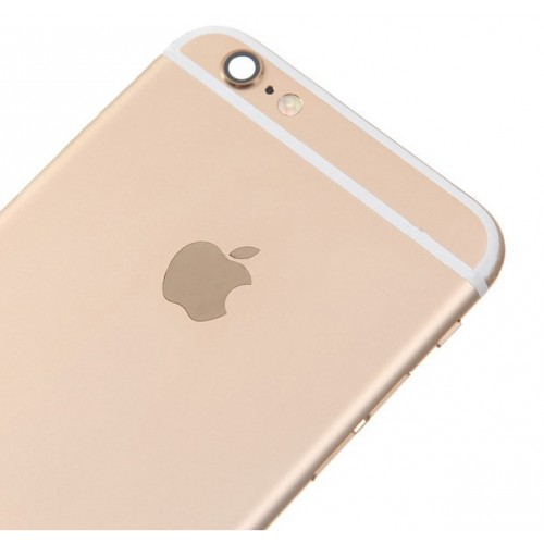 iphone 6 in gold iphone 6 plus back housing gold 14985