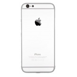 iPhone 6 Back Housing Replacement (Silver)