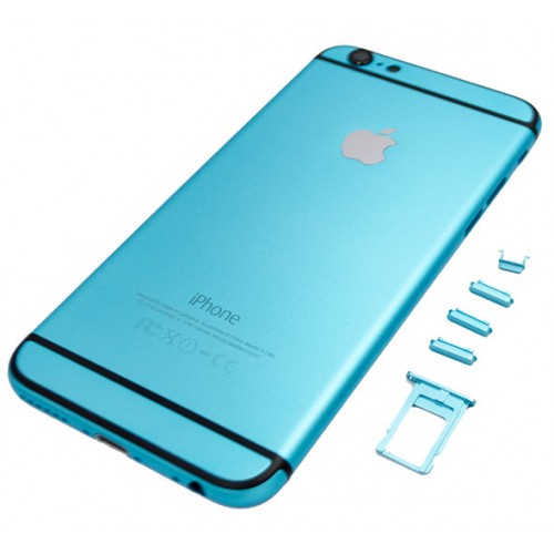 iPhone 6 Light Blue Housing