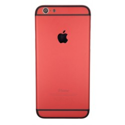 iPhone 6 Back Housing Color Conversion - Red