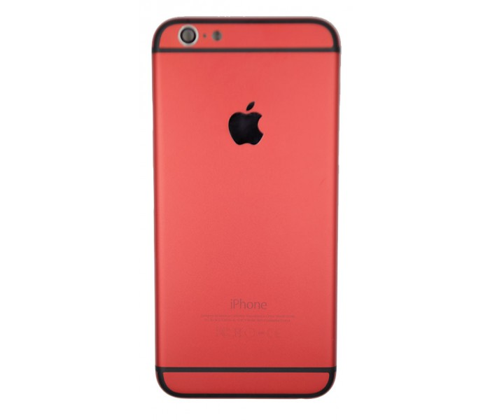 red iphone 6 iphone 6 back housing color conversion 12845