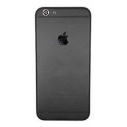 iPhone 6 Back Housing Color Conversion - Matt Black