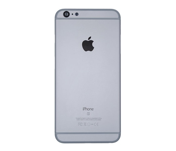 iPhone 6S Plus Back Housing (Space Gray)