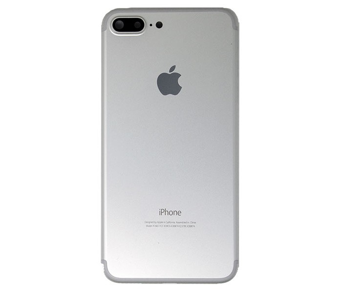 competitive price f0ecc 5370f iPhone 7 Plus Back Housing Replacement (Silver)