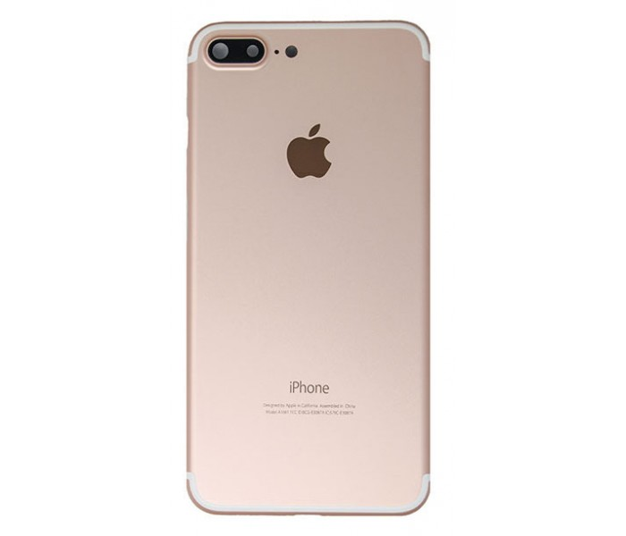 Iphone 7 Plus Back Housing Replacement Rose Gold