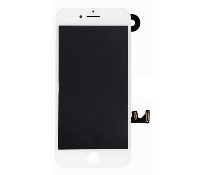 IPhone 7 PLUS LCD Screen Full Assembly With Front Camera White