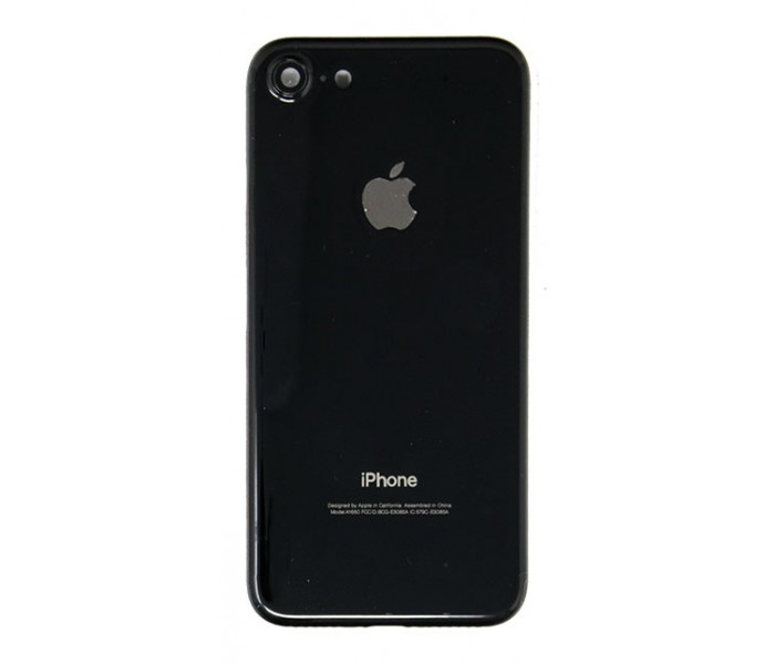 iPhone 7 Back Housing (Jet Black)