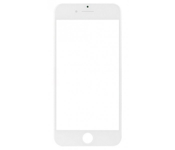 IPhone 7 Front Screen Glass White