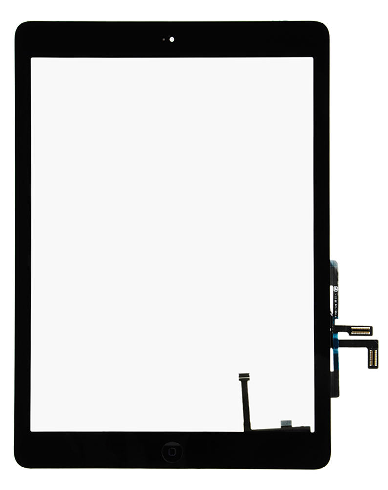 For iPad 2 Touch Screen Digitizer Assembly Replacement W// Home Button Black lot