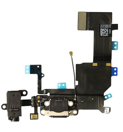 iphone 5c headphone jack iphone 5c lightning dock and headphone flex cable 14669